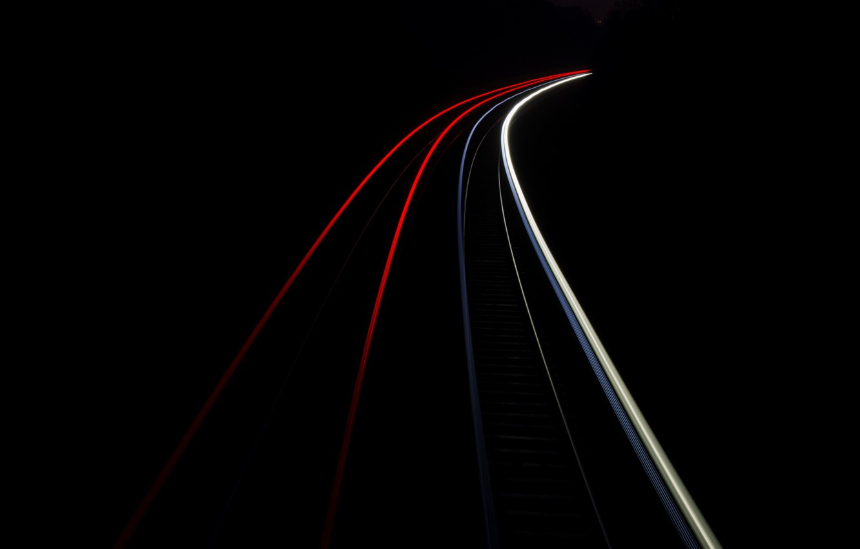 Обои дорога, ночь, огни. Разное foto 11