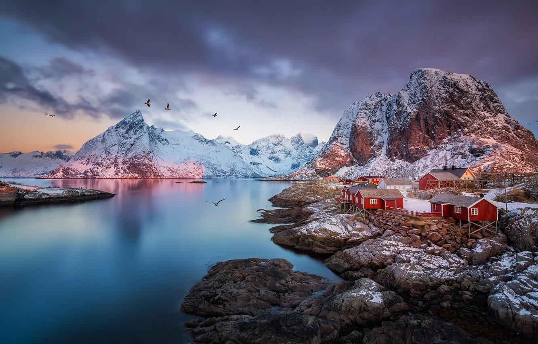 Картинки норвегии для рабочего стола