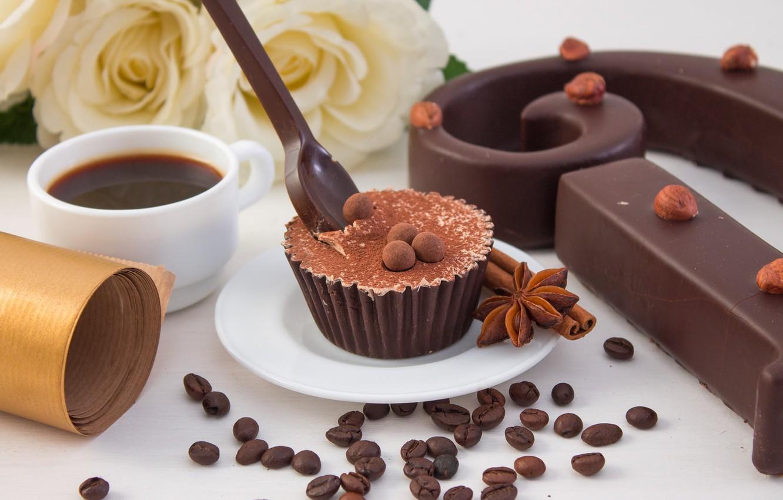 картинки с шоколадными конфетами и цветами вчерашних приключений