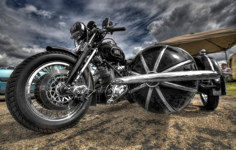 Фото обои фон, цвет, мотоцикл