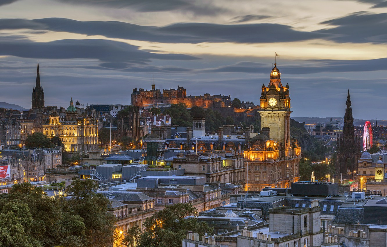Обои alba, scotland, Шотландия, эдинбург, форт-бридж, forth bridge, edinburgh. Города foto 7