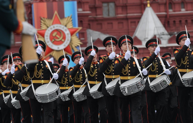 картинка военный марш