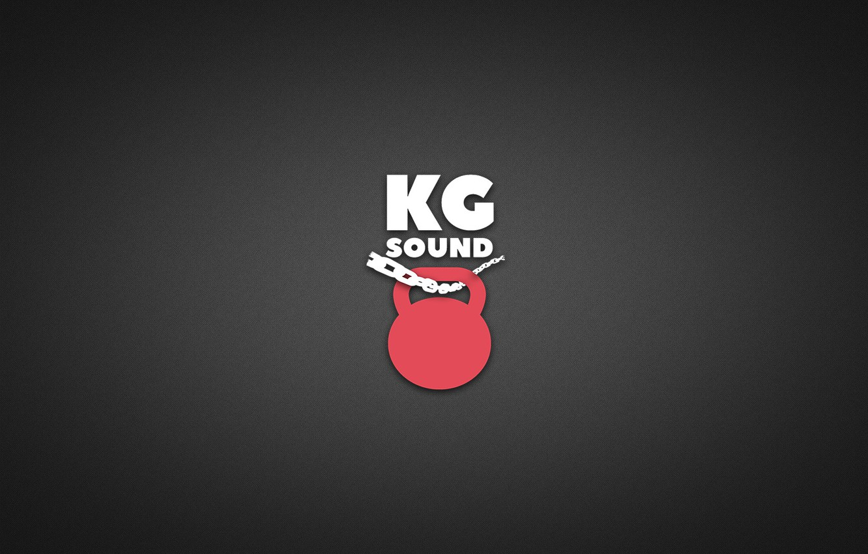 Фото обои минимализм, logo, official, kgsound, beatmaker, kilogrammsound