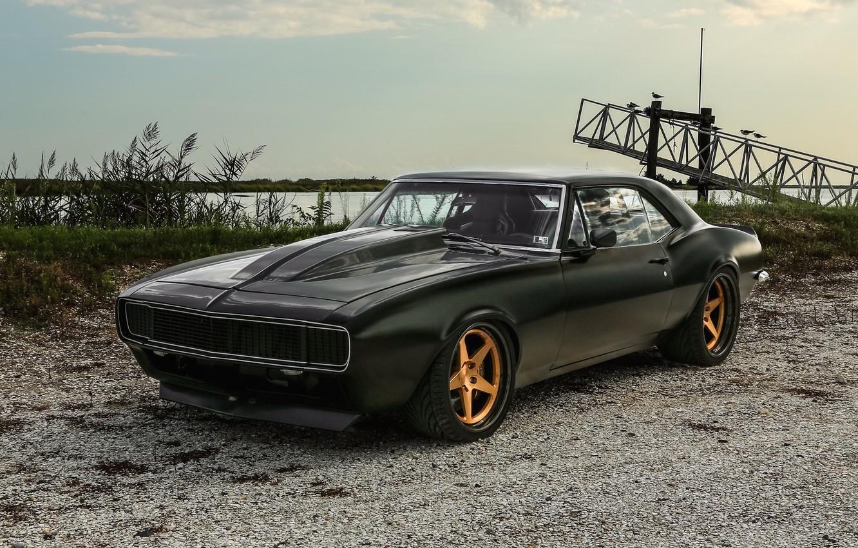 Фото обои Chevrolet, Camaro, Wheels, Concave, Forgeline, FF3C