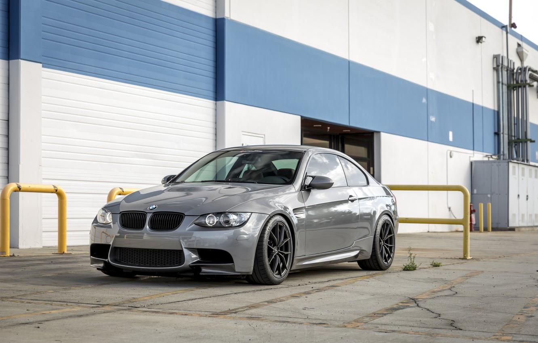 """Фото обои BMW, Carbon, E92, 108, Graphite, V-FF, 18"""""""