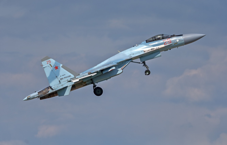 Обои армия, Su-35S. Авиация foto 6