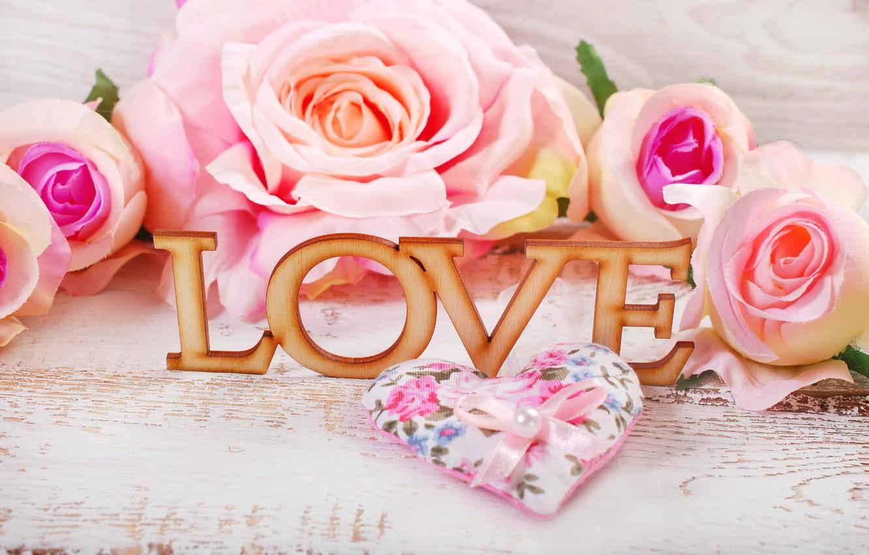 розовые розы с сердцем картинки ради это