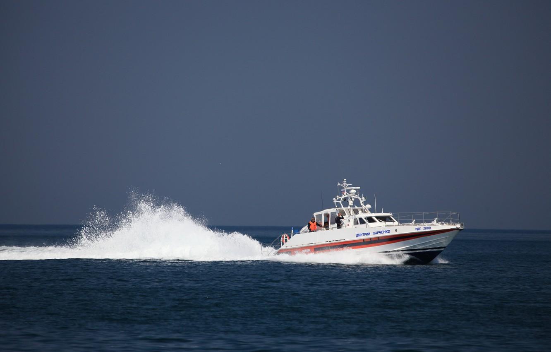 катер на черном море картинки