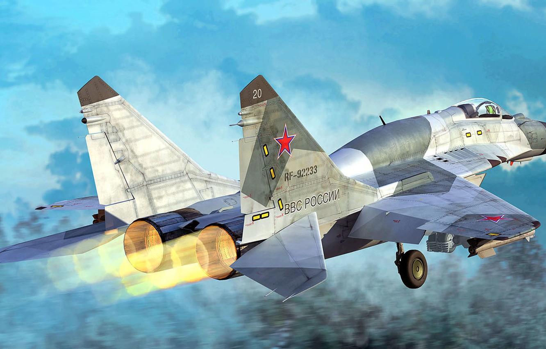 Обои советский многоцелевой истребитель. Авиация foto 13