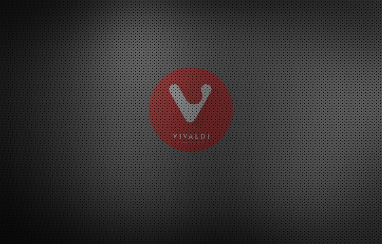 Фото обои metal, grid, grey, computer, browser, backgroud, grey background, search, Vivaldi browser, alternative browser, Vivaldi