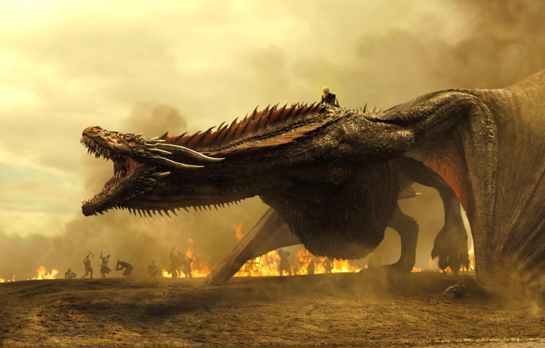 Обои background, tv series, daenerys targaryen, vintage, Game of thrones, minimalism, pinup models, Pinup, dragon, fantasy. Минимализм foto 12