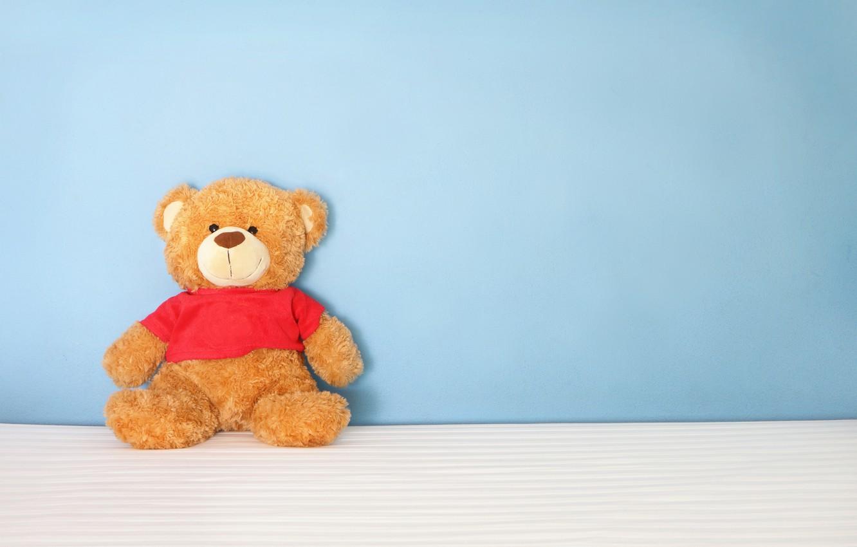 Фото обои игрушка, медведь, мишка, bear, teddy