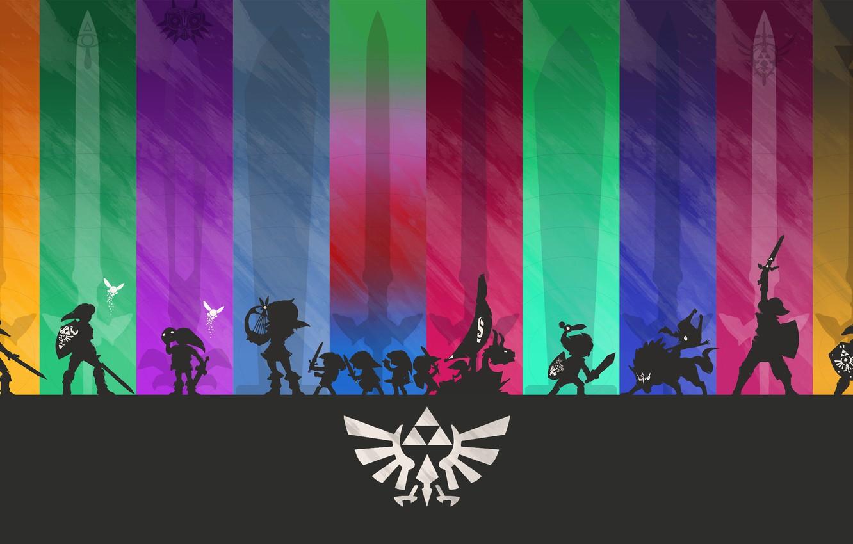 Фото обои фиолетовый, оранжевый, синий, желтый, красный, зеленый, серый, розовый, голубой, темный, тень, меч, фигура, силуэт, dark, …