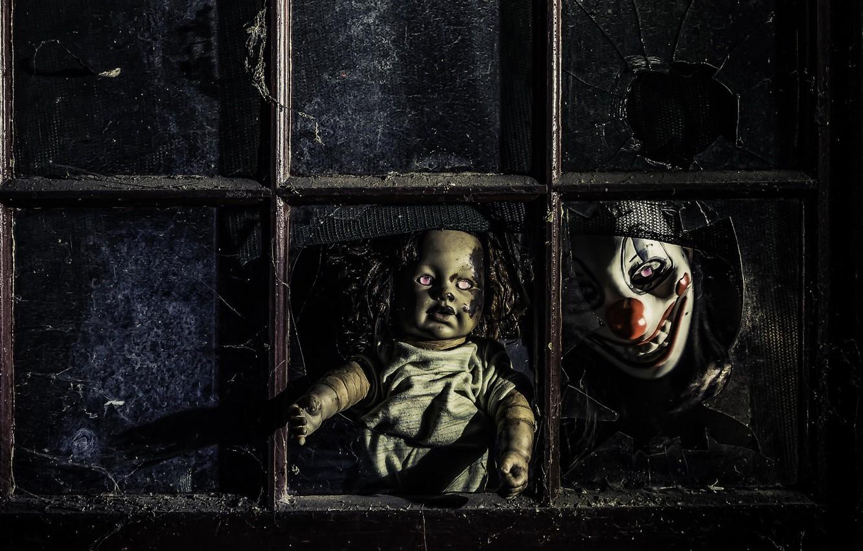 Обои маска, страх. Разное foto 6