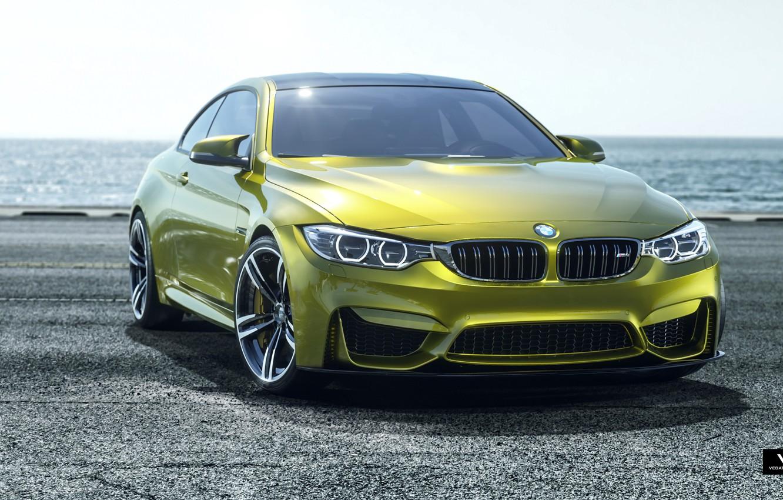 Фото обои CGI, BMW M4, Vedat Afuzi Design
