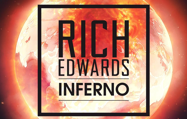 Фото обои Music, Inferno, Cover, Monstercat, Rich Edwards