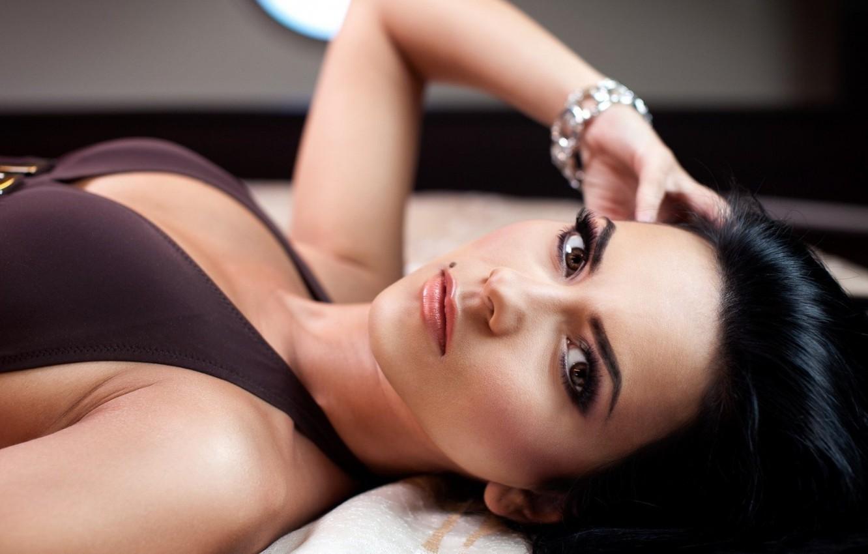 Фото обои music, girl, big, eyes, face, singer, Inna, oppai, Elena Alexandra Apostoleanu, tekai