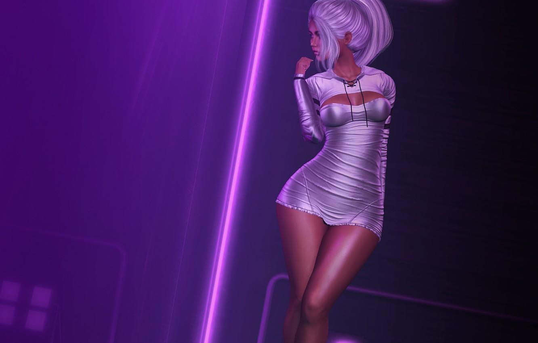 Платье В Клуб Без Лица