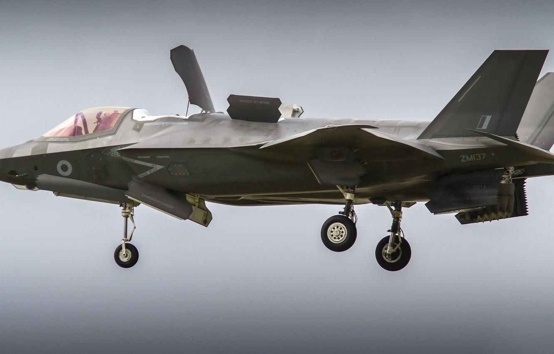 Фото обои оружие, армия, F-35B Lightning