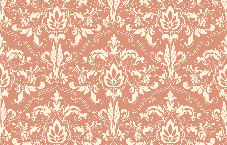 Обои Цветы, паттерн, pattern, seamless, Floral, бесшовный картинки ... | 850x1332