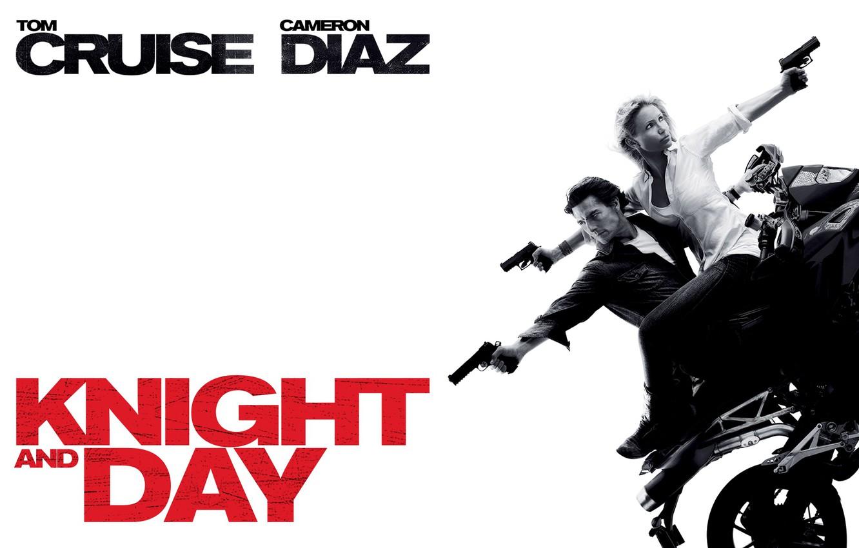 Фото обои фильм, Том Круз, background, боке, Tom Cruise, Cameron Diaz, wallpaper., Кэмерон Диаз, Knight and Day, ...