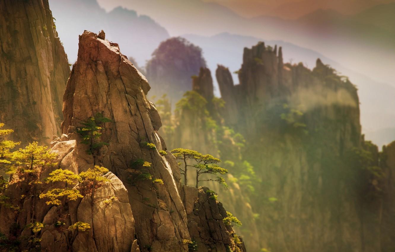 Обои скалы. Природа foto 9