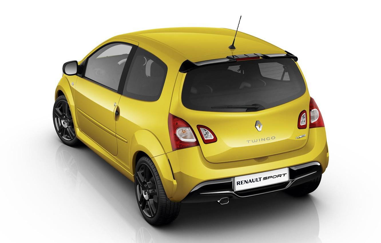 Фото обои Renault, twingo