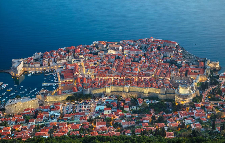 Обои хорватия, adriatic sea, croatia, Dubrovnik. Города foto 10