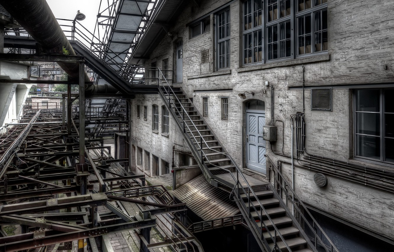 Обои фабрика. Разное foto 16