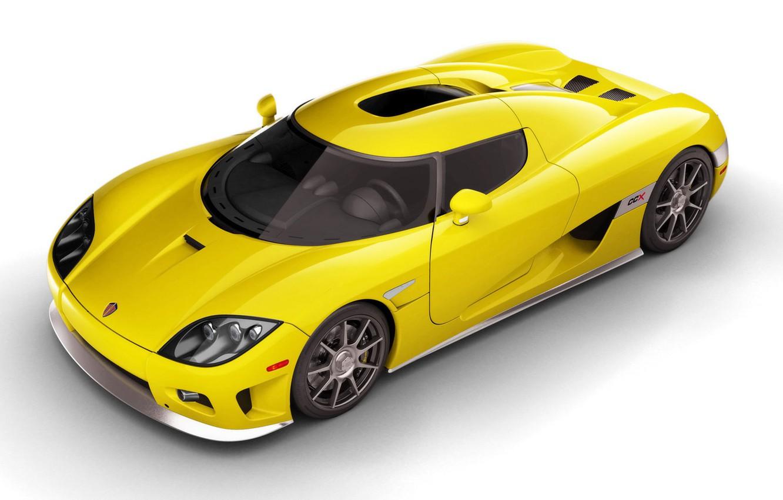 Фото обои спорт, купе, Koenigsegg, CCX