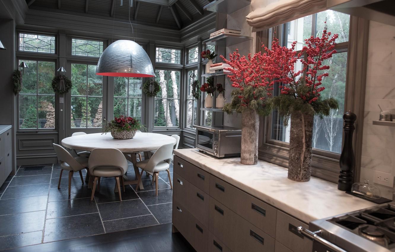 Фото обои дизайн, уют, стиль, кухня