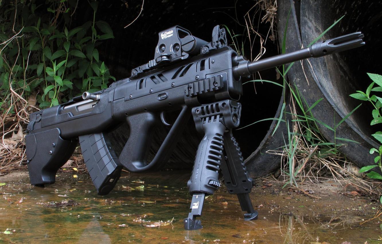 Фото обои оружие, тюнинг, винтовка, weapon, кастом, custom, rifle, СКС, SKS