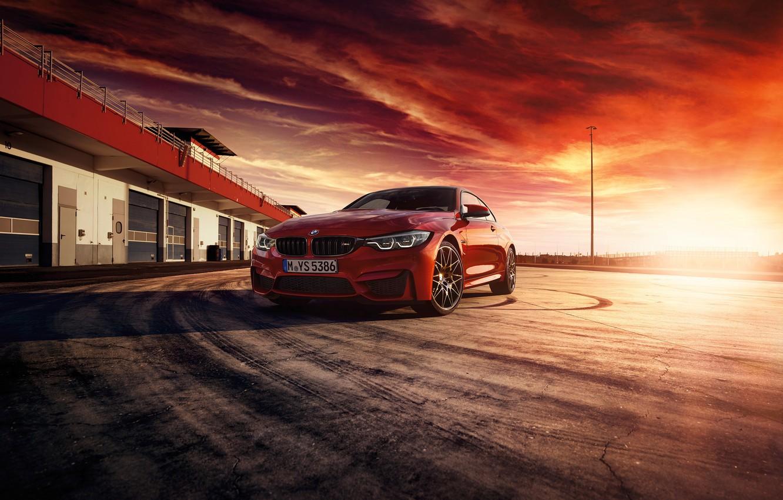 Фото обои BMW, M4 Coupé