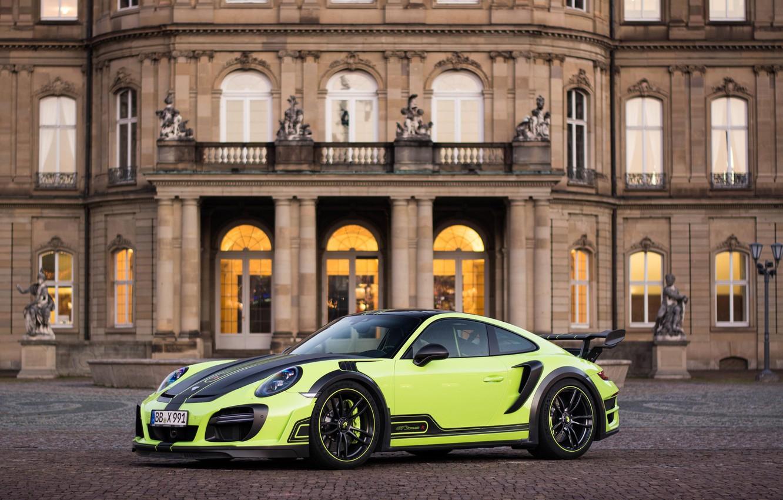 Фото обои Porsche, Street