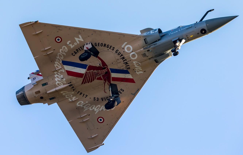 Обои Самолёт, Mirage 2000. Авиация foto 19