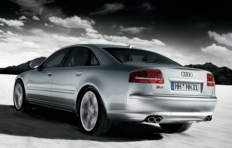 Фото обои Audi, седан