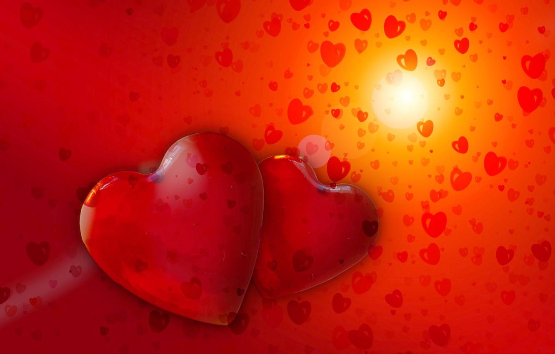 Открытки сердца любви