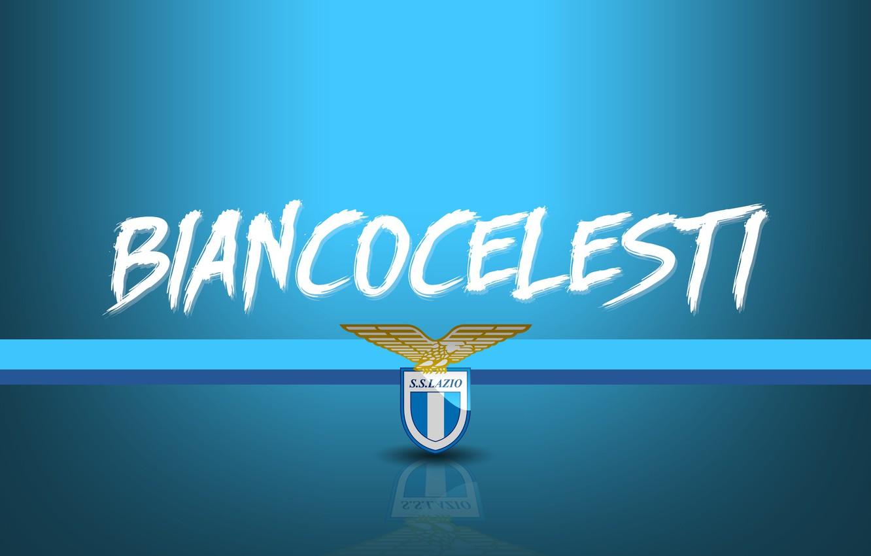 Фото обои wallpaper, sport, logo, football, Lazio, Serie A, Biancocelesti