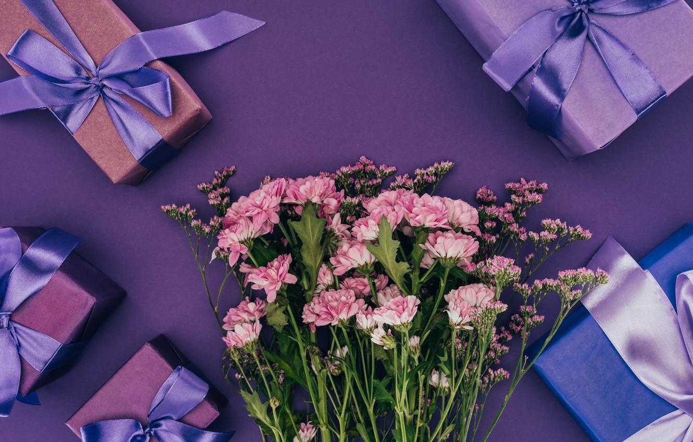 Цветы фото в подарок
