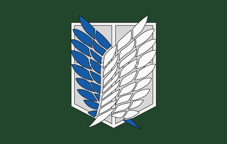 Крылья свободы атака титанов картинка