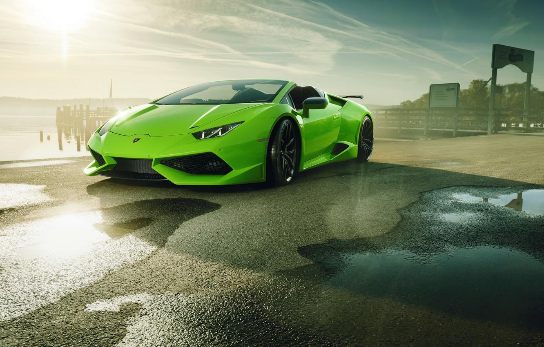 Обои spyder, Lamborghini, torado, novitec. Автомобили foto 14