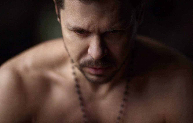 Фото обои портрет, актёр, Павел Деревянко