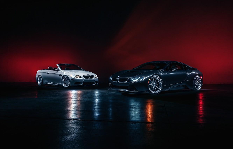 Фото обои BMW, Cars, Front, E93, Collection, Aristo