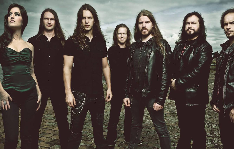 Фото обои Netherlands, Mayan, Symphonic death metal
