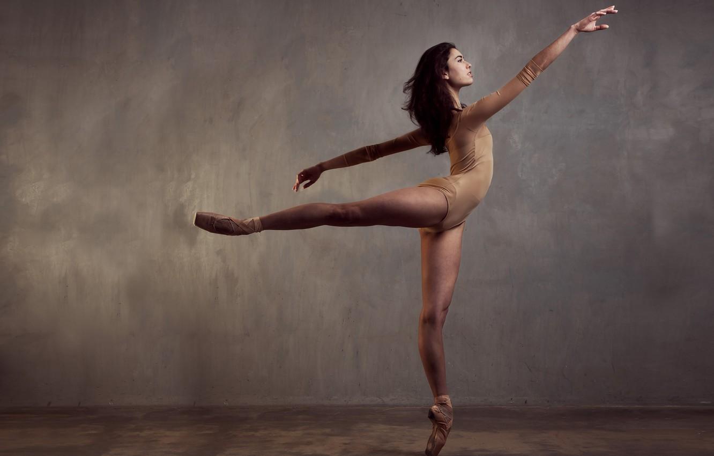 Фото обои танец, балет, Laura Rosillo