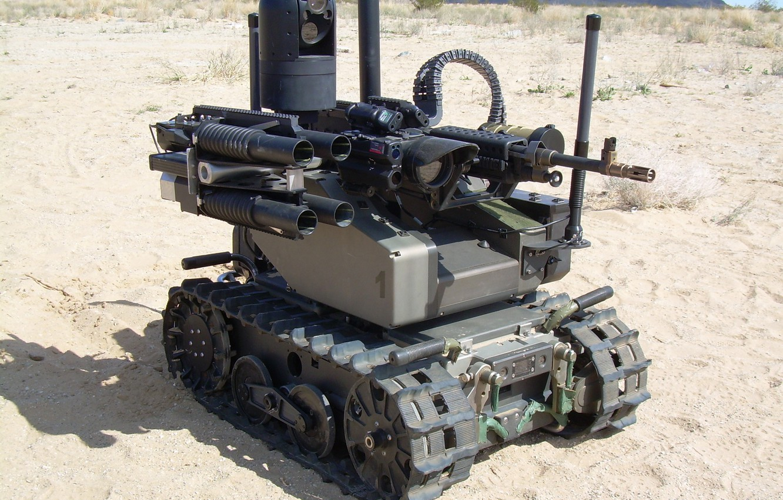 Фото обои USA, robot, MAARS, Modular Advanced Armed Robotic System
