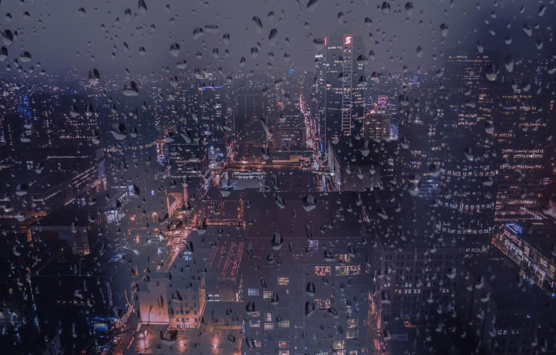 Rained night it ebook all