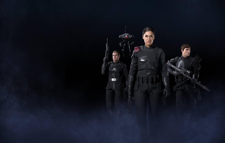 Фото обои Звездные войны, Electronic Arts, DICE, EA DICE, Star Wars: Battlefront II, Star Wars: Battlefront II …