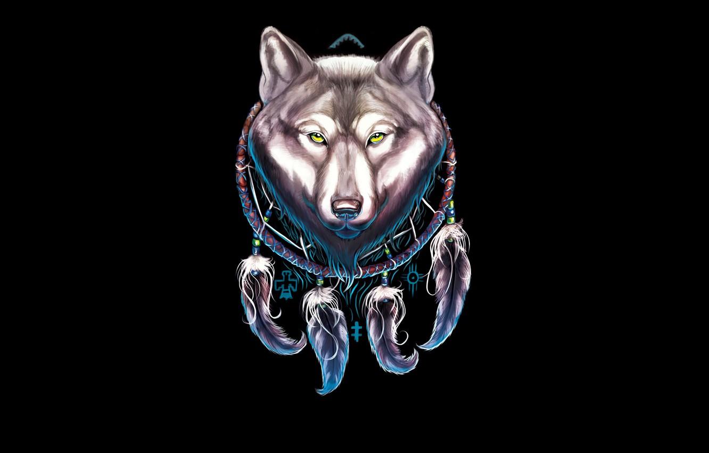 Обои рычит, Оборотень, werewolf, wolf. Разное foto 15