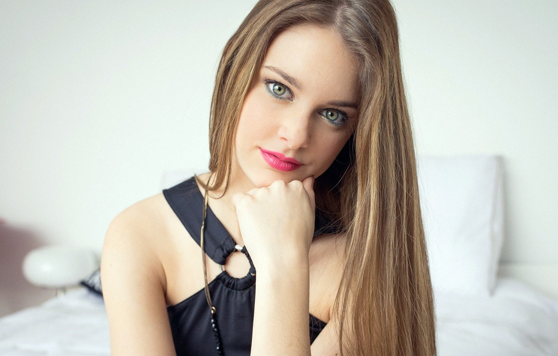 Картинки красивые русые волосы фото